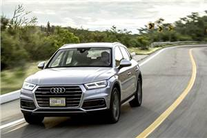 2017 Audi Q5 3.0 TDI review, test drive