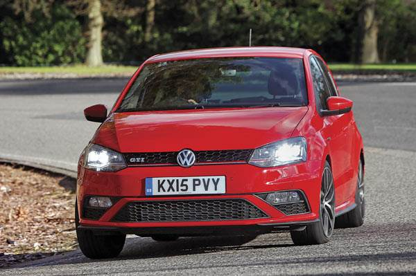 2016 Volkswagen Polo GTI review, test drive