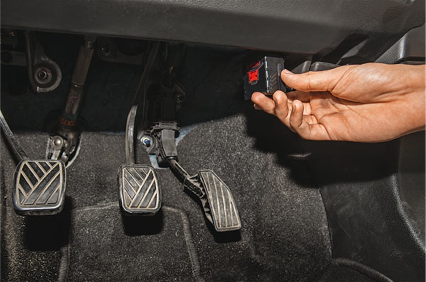 It's as simple as plug-and-play in your car's OBD port  –...
