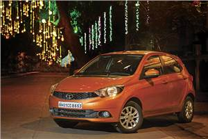 Tata Tiago long petrol term review, first report