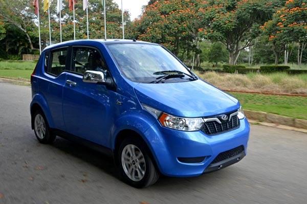 2016 Mahindra e2o Plus review, test drive