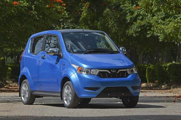 2016 Mahindra E2o Plus Review Price Specifications