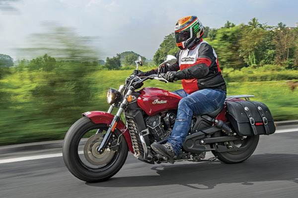 2016 Indian Scout Sixty review, test ride