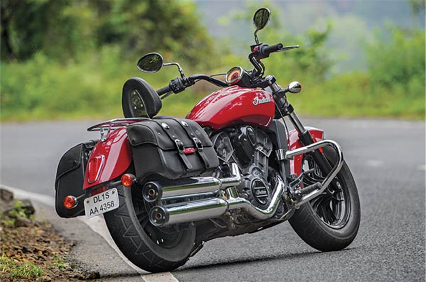 As good as the Scout Sixty looks, it misses out on some o...