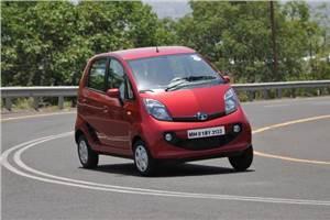 Tata GenX Nano AMT review, test drive