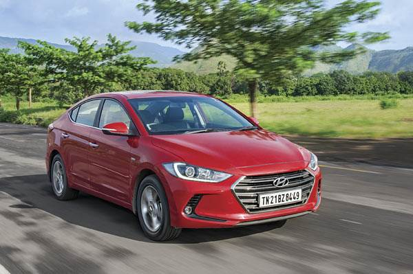 2016 Hyundai Elantra review, road test