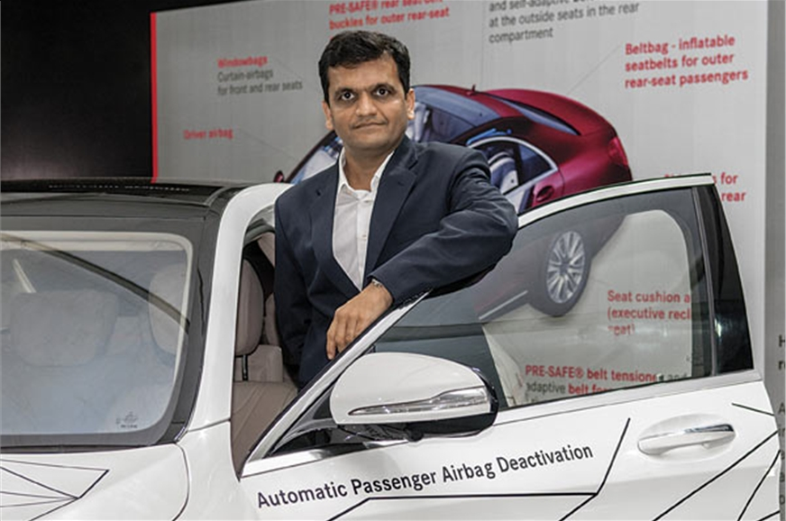 Parthiv Shah, VP CAE for Safety, Aero and Thermal, Merced...