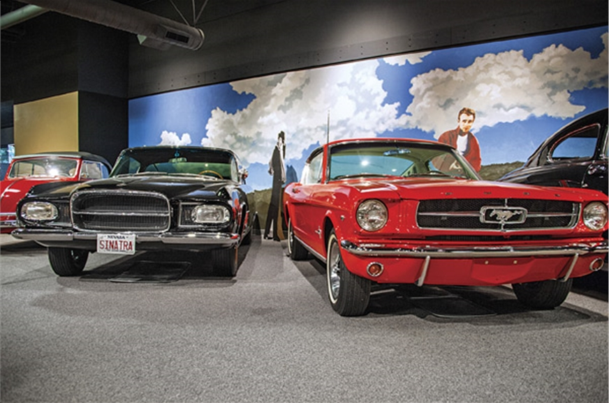 Mouth-watering metal at the National Automobile Museum in...