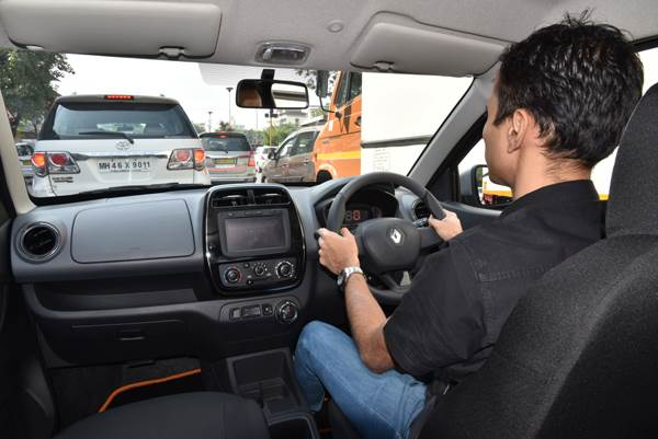 2016 Renault Kwid AMT review, test drive