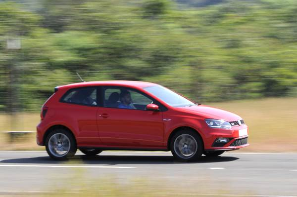 2016 Volkswagen Polo GTI India review, test drive