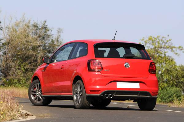 2016 Volkswagen Polo Gti India Review Price Interior