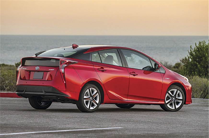 The new Prius isn't conventionally good-looking, but you ...