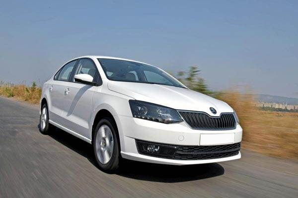 2016 Skoda Rapid review, test drive