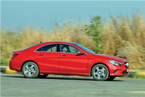 2017 Mercedes CLA 200 review, test drive