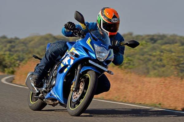 2016 Suzuki Gixxer SF Fi review, road test
