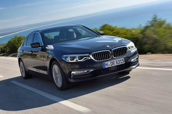 2017 BMW 5-series review, test drive