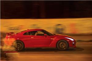 2017 Nissan GT-R India review, test drive