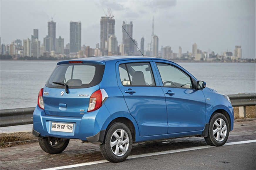The Celerio's styling may not be eye-catching, but is sim...