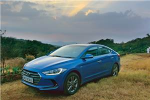 2016 Hyundai Elantra petrol long-term review, first report
