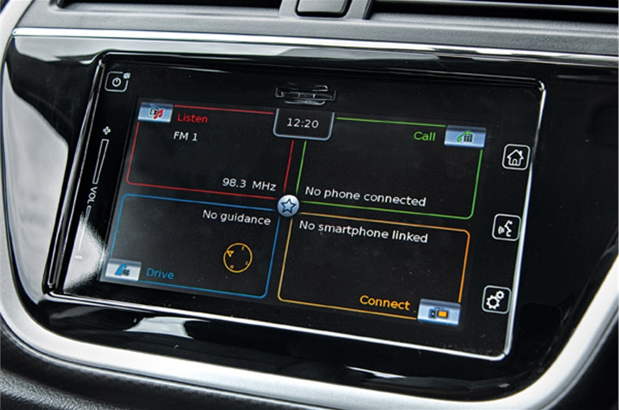 Infotainment system with voice commands was simply brilli...