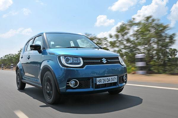 2017 Maruti Ignis review, test drive