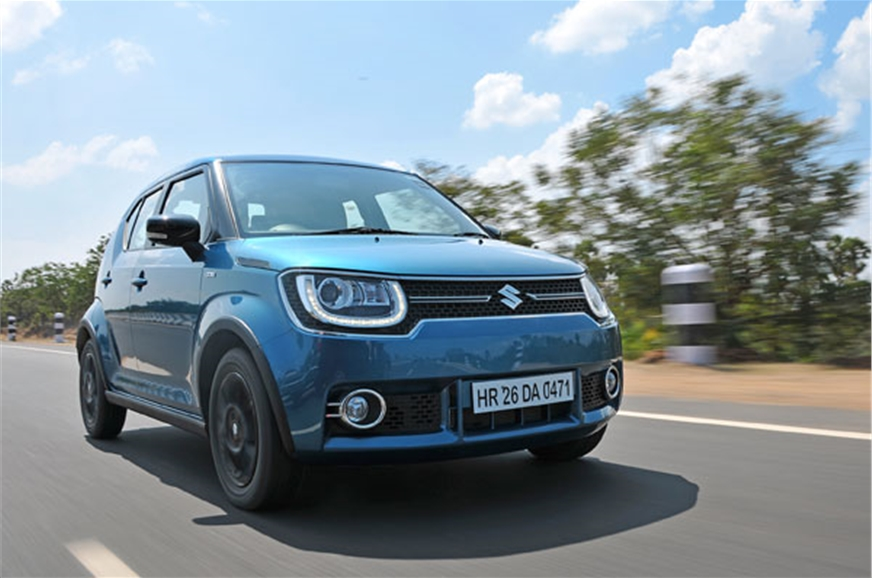 Maruti ignis price review specifications images for Ignis backofen zubeh r