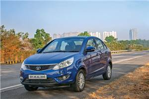 2015 Tata Zest AMT long-term review, third report