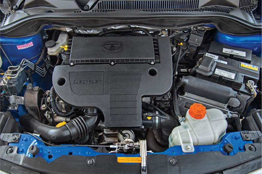 The 90hp 1.3-litre Quadrajet has plenty of torque on offer.