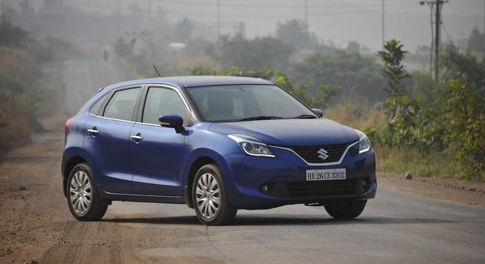 The Baleno will be the first model to be made at the Gujarat plant.