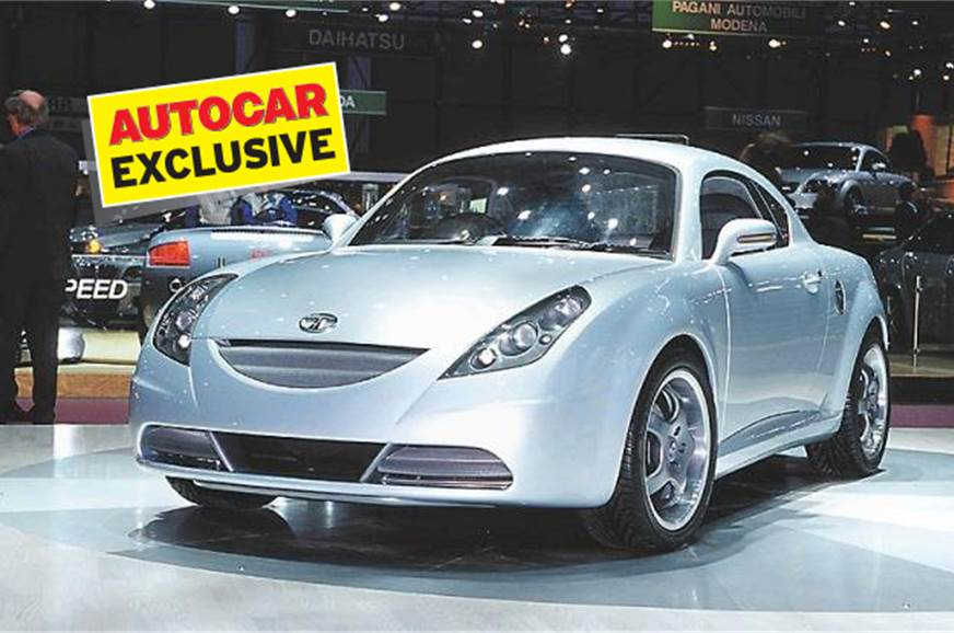 Aria: Tata Motors' first sportscar concept shown at 2001 ...