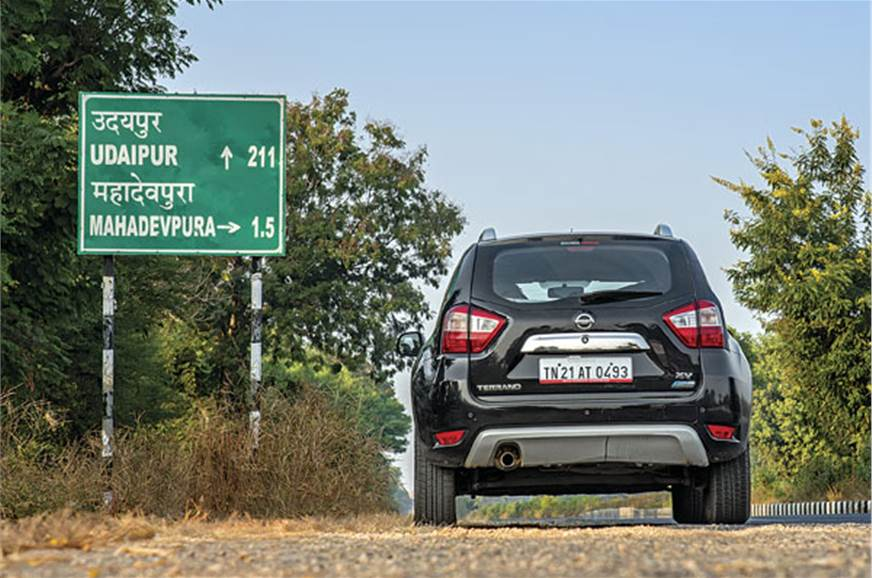 200km was just a fraction of the long drive from Bengalur...