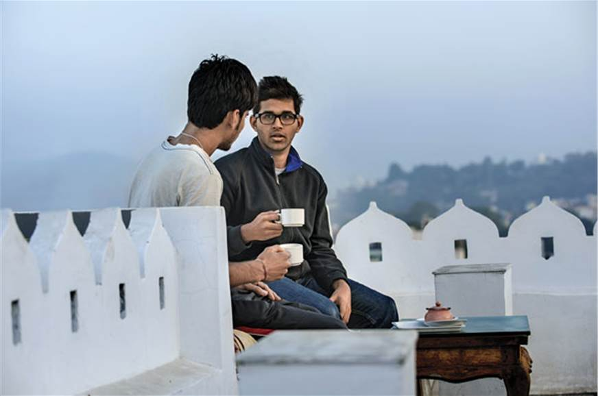 Ethan and Rohit recall their childhood days spent in Udai...
