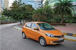 2016 Tata Tiago petrol long-term review, second report