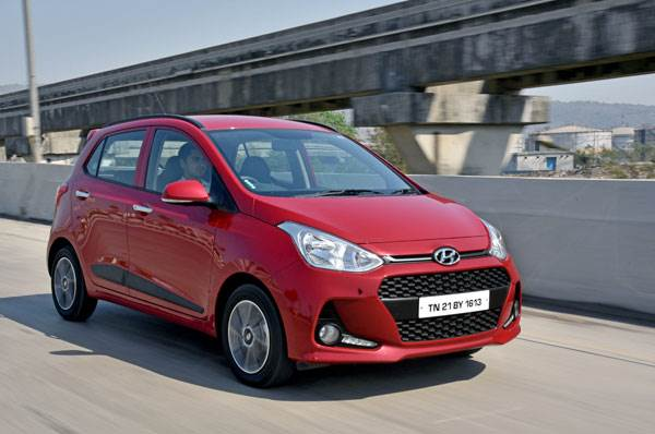 2017 Hyundai Grand i10 facelift review, test drive