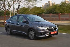 2017 Honda City facelift review, test drive