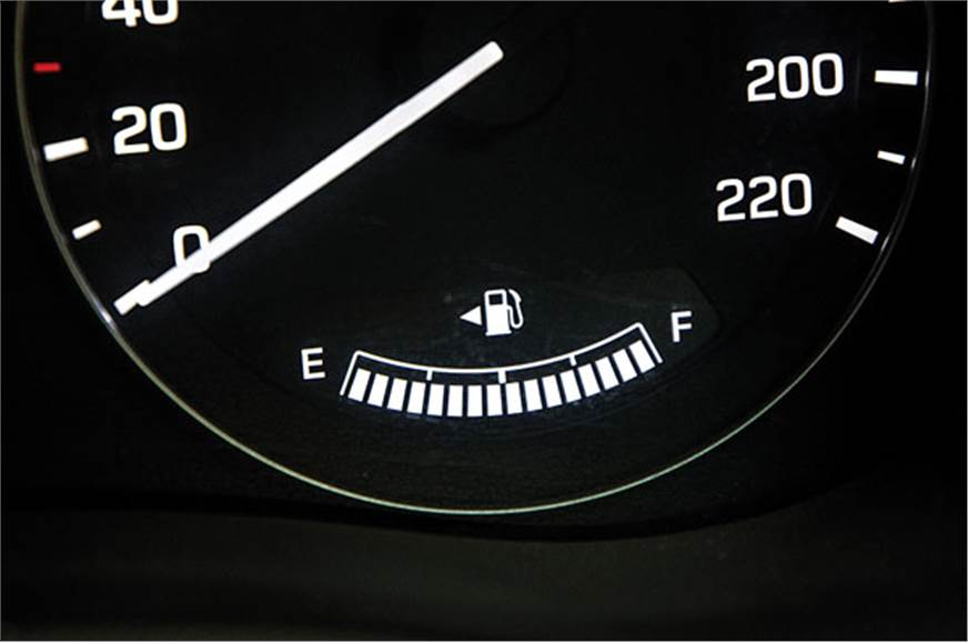 On an average, 800km is what a full tank translates to. S...