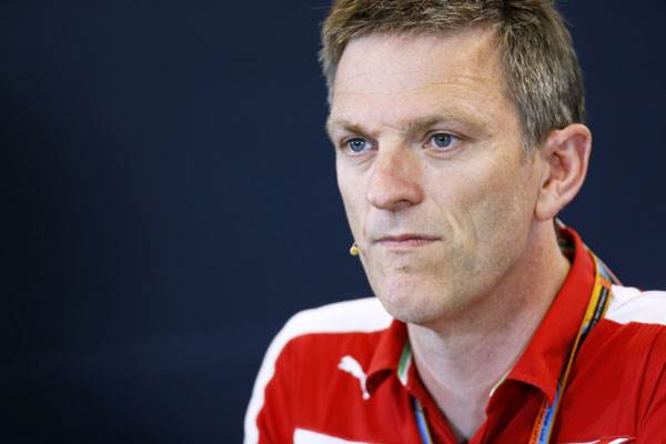 Mercedes F1 appoints James Allison as technical director