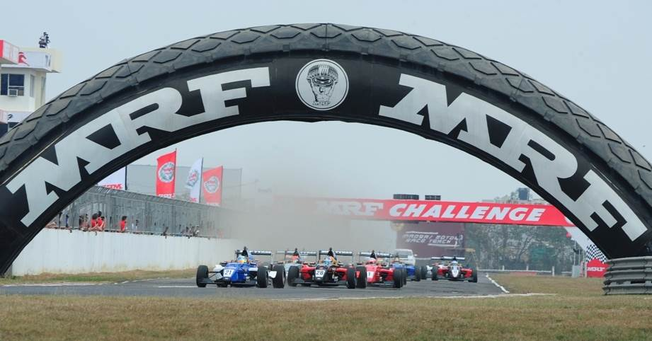 Chennai gears up for MRF Challenge 2016 finale