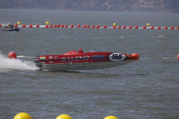 Nexa P1 Powerboat GP: Colemans dominate Day 1