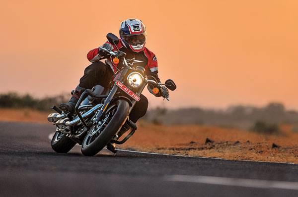 2017 Harley-Davidson Roadster review, test ride
