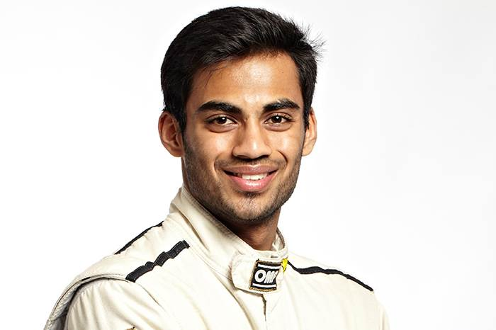 Akhil Rabindra to drive in British GT