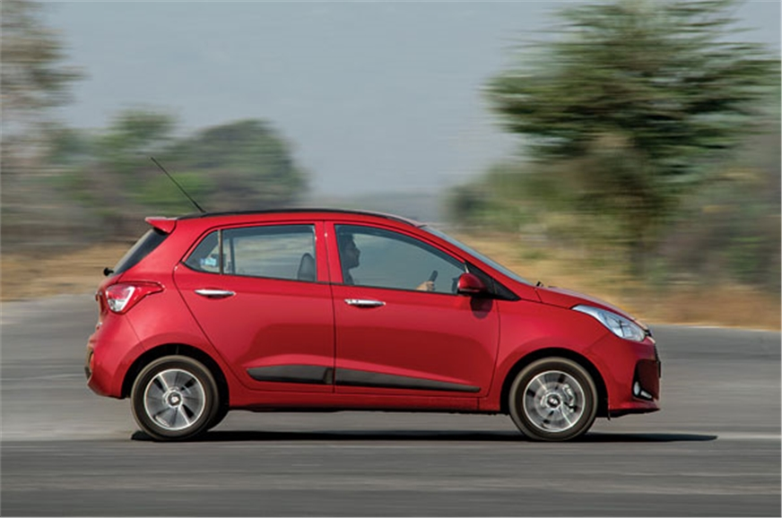 Larger engine has done wonders for Grand i10's performanc...