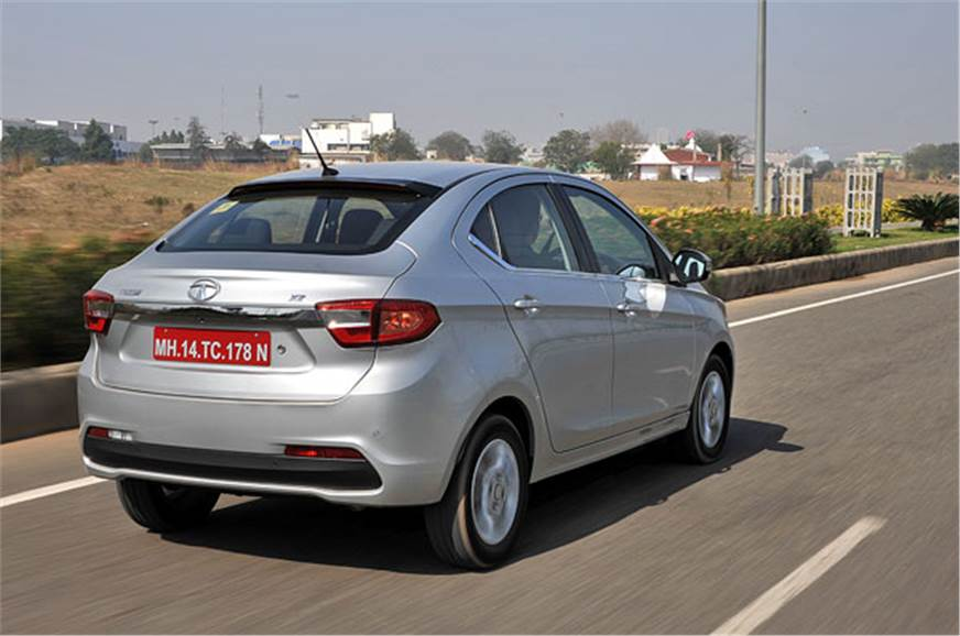 Both three-cylinder petrol and diesel engines offer adequ...