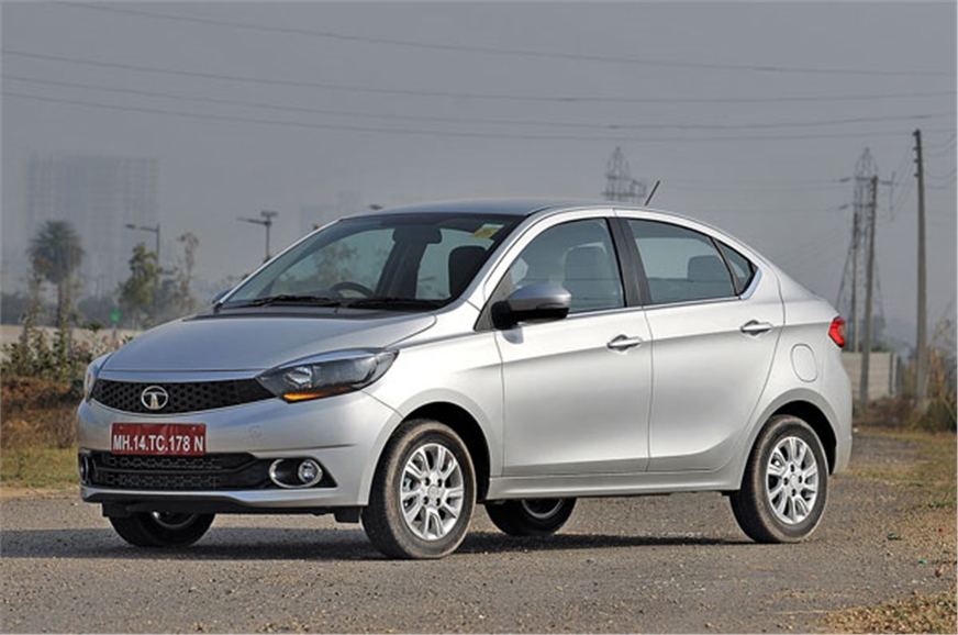 Only minor details distinguish the Tigor and Tiago till t...