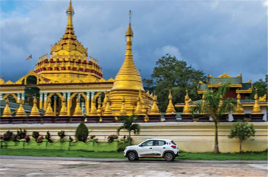 Every stupa in Myanmar is grander than the last, and this...