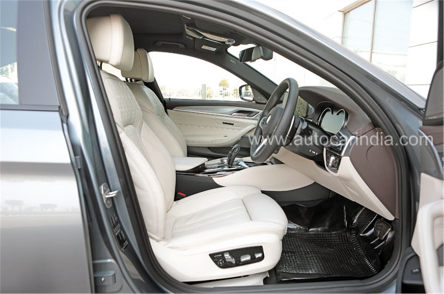 2017 Bmw 5 Series India Review Interior Specifications Autos Post