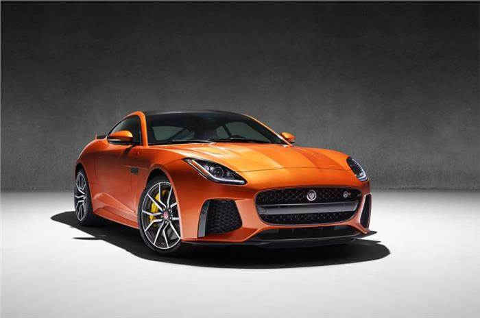 Jaguar F-Type GT4 racer in the works