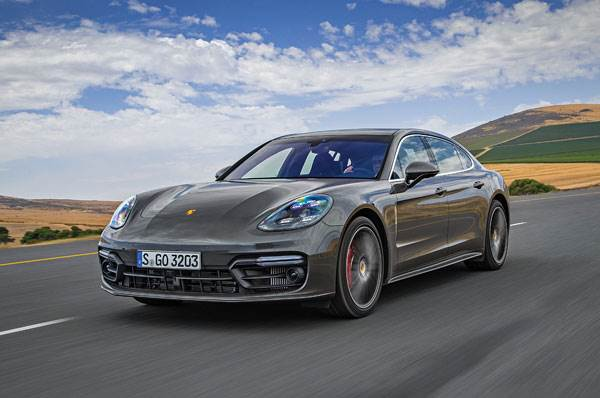 2017 Porsche Panamera Turbo Executive review, test drive