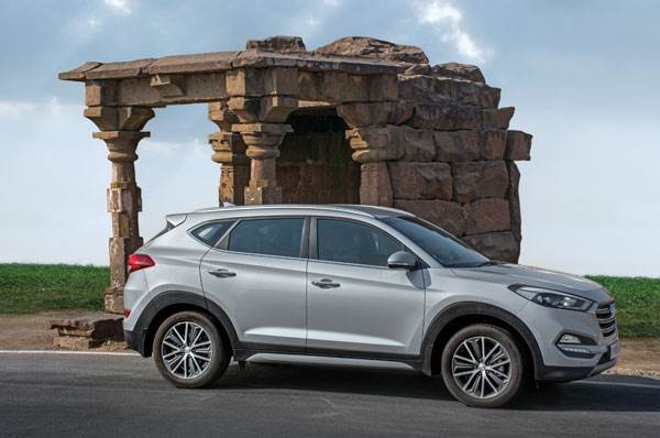 2016 Hyundai Tucson long term review, first report