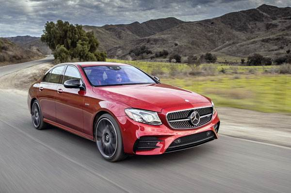2017 Mercedes-AMG E43 review, test drive